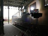 UN CORTO SULL'EUROPA GIRATO AL MUSEO FERROVIARIO PIEMONTESE