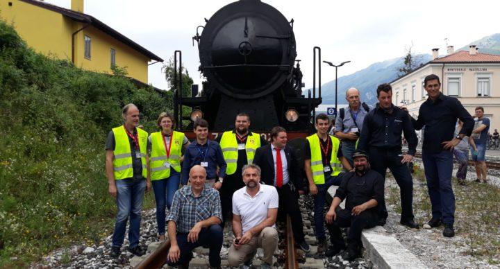 """7 luglio 2019: """"la Valcellina tra borghi e natura"""" a vapore da Treviso a Montereale Valcellina."""