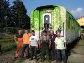 ARSMS all'opera insieme all'Associazione Verbano Express a Luino!