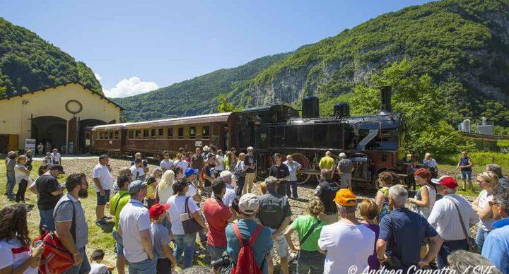 Apertura straordinaria alla Rimessa Locomotive di Primolano (VI)