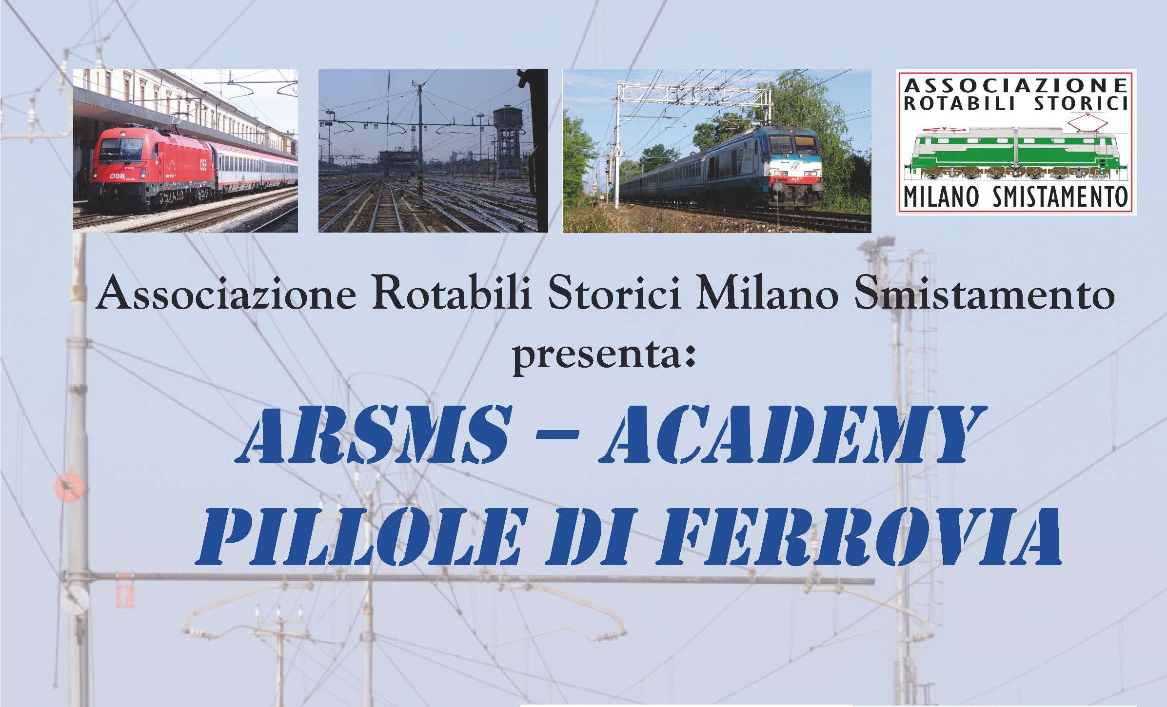 ARSMS ON AIR per i soci!