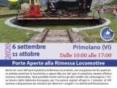 Il 6 settembre 2020 Porte Aperte alla Rimessa di Primolano